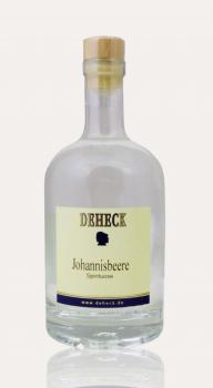 Deheck's Johannisbeere Spirituose
